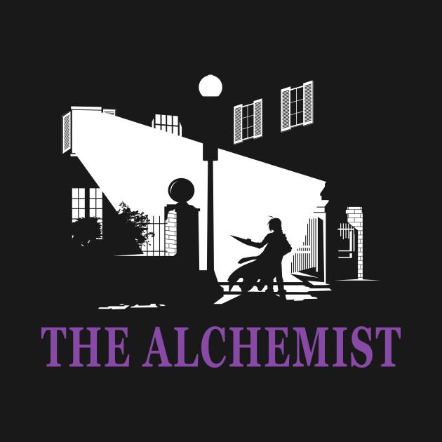 The Alchemist T-Shirt thumbnail