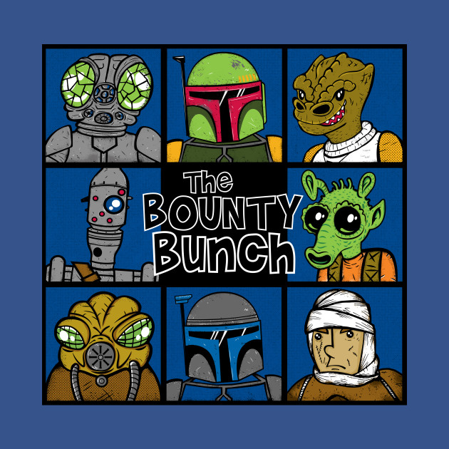 The Bounty Bunch