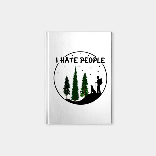I Hate People Hiking