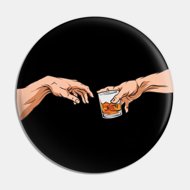 Bourbon Whiskey Michelangelo The Creation Whisky