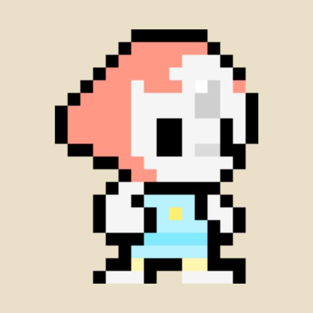 pixelated pearl