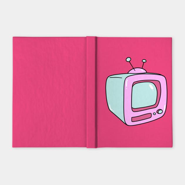 Pink Vintage TV