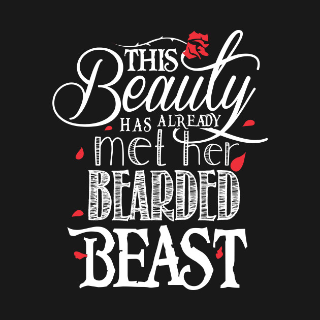 This Beauty Has Already Met Her Bearded Beast