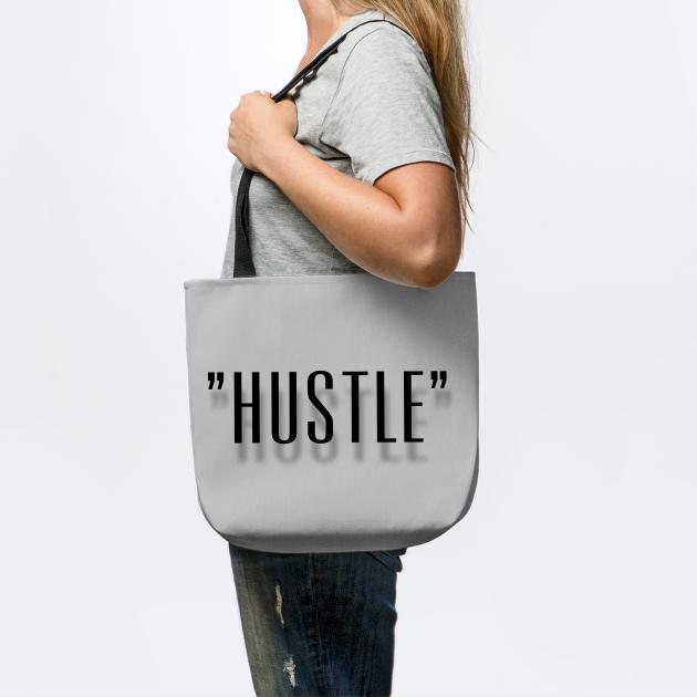 Hustle New Clean Fresh Design