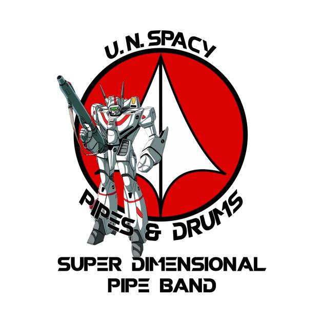 UN Spacy Pipes & Drums