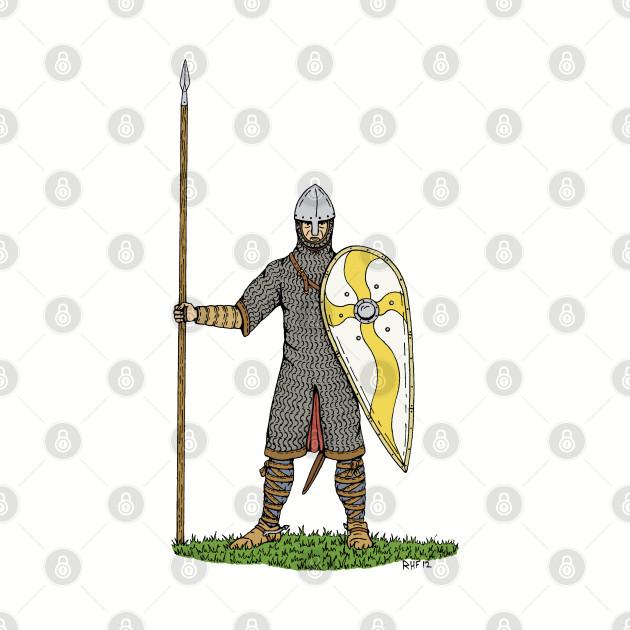 Norman Knight Circa 1066