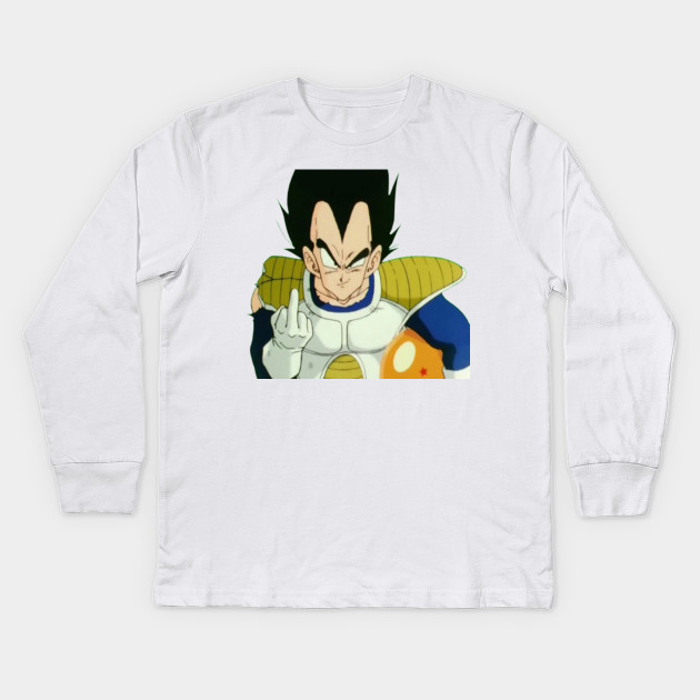 Vegeta DBZ - Middle Finger