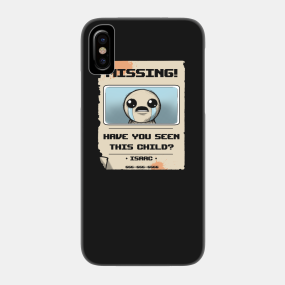 The Binding Of Isaac Phone Cases - iPhone and Android | TeePublic