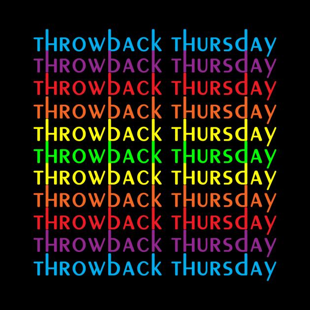 Throwback Thursday (MTM)