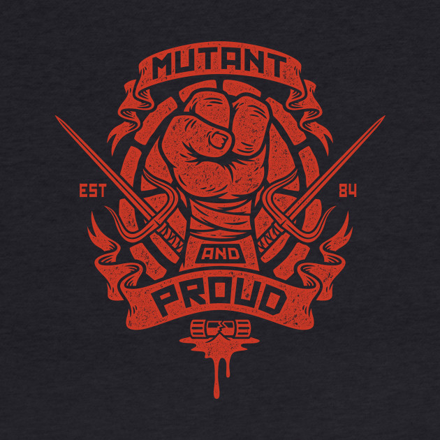 Mutant and Proud (Raph)