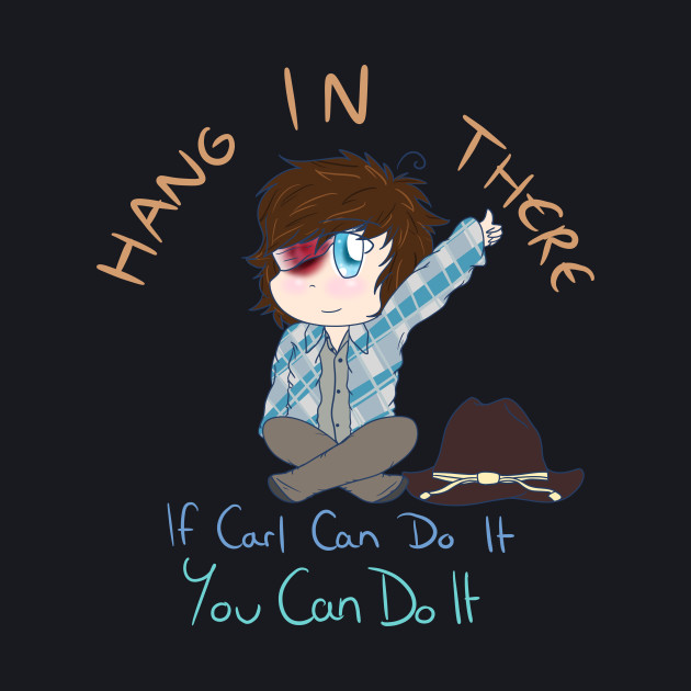Motivational Carl Grimes