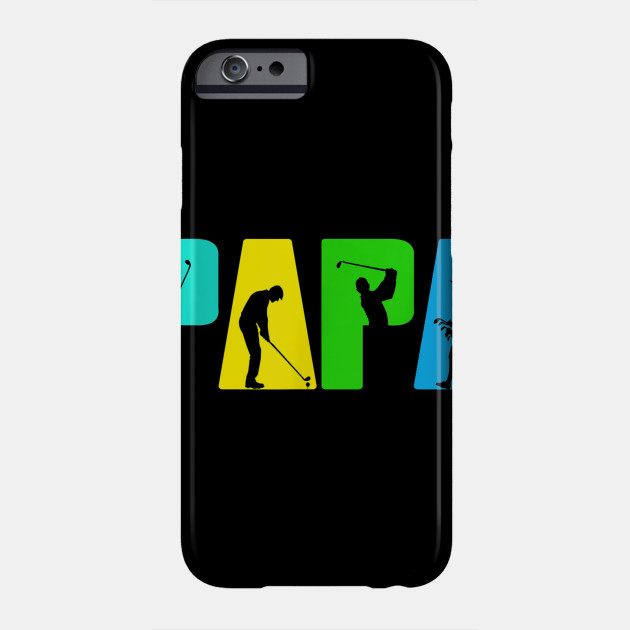 Golf Gifts For Fathers Day T-Shirt Phone Case