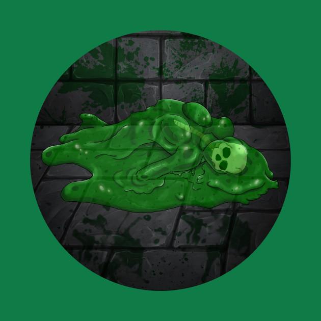 Dungeon Slime Monster Girl T-Shirt