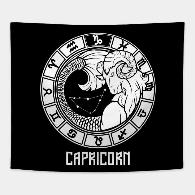 Capricorn Zodiac Sign December & January Birthdays