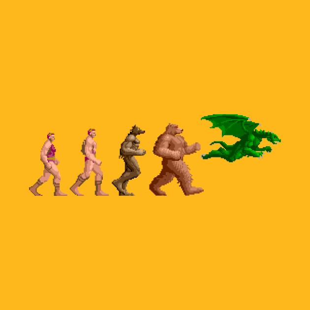 Altered Evolution