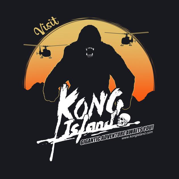 Visit Kong Island