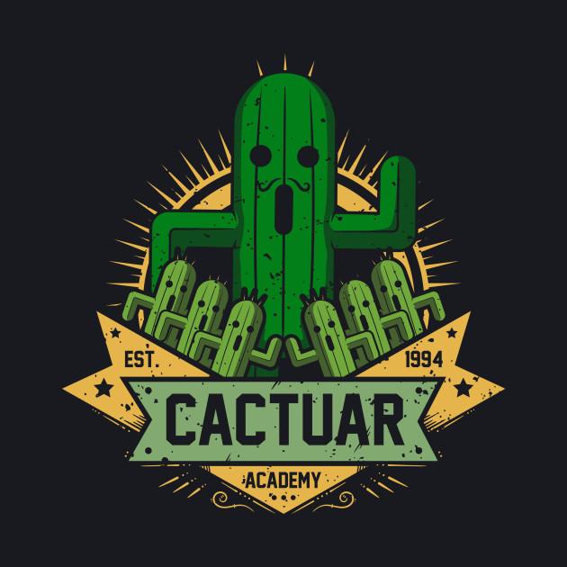 Cactuar Academy