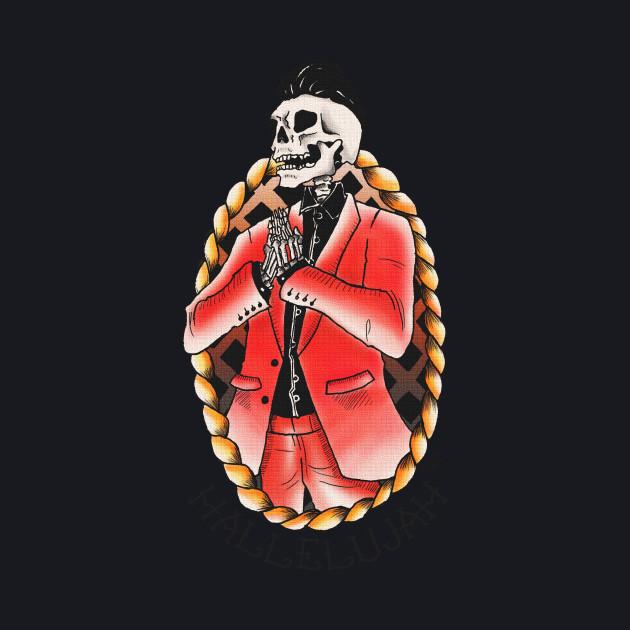 Hallelujah Skeleton [LIGHT]