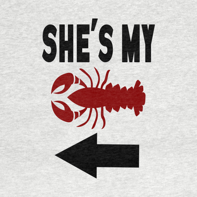 Friends - She's My Lobster