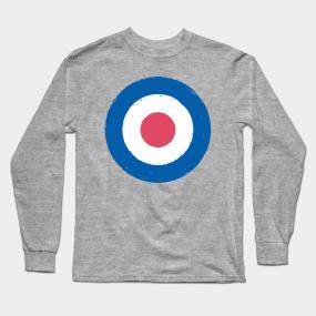 f7020cdfa Roundel Long Sleeve T-Shirts | TeePublic