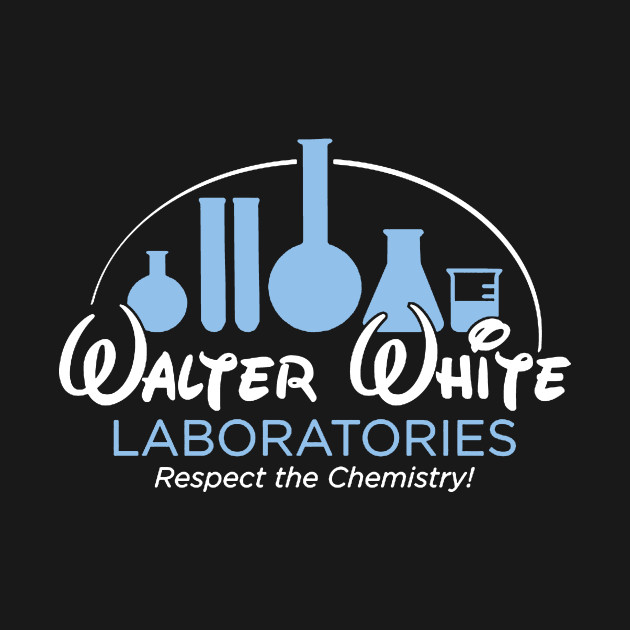 1a6b7b656 Walter White Laboratories - Breaking Bad Walter White Laboratories - Breaking  Bad