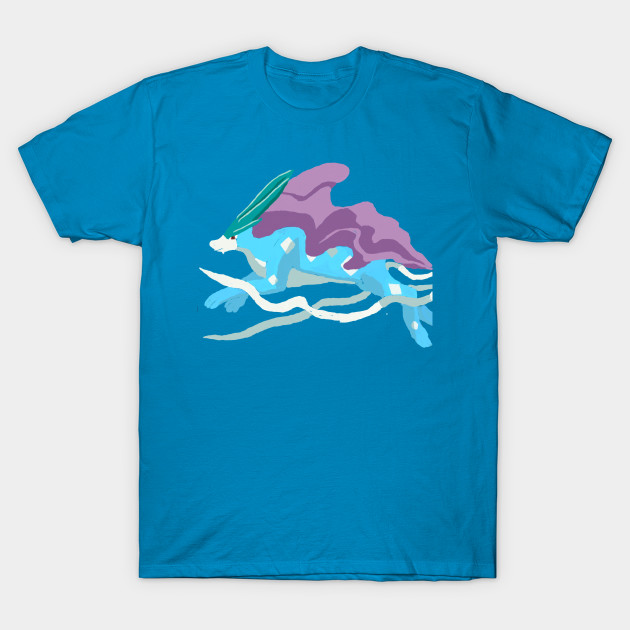 d7a6955e Suicune - Pokemon - T-Shirt | TeePublic