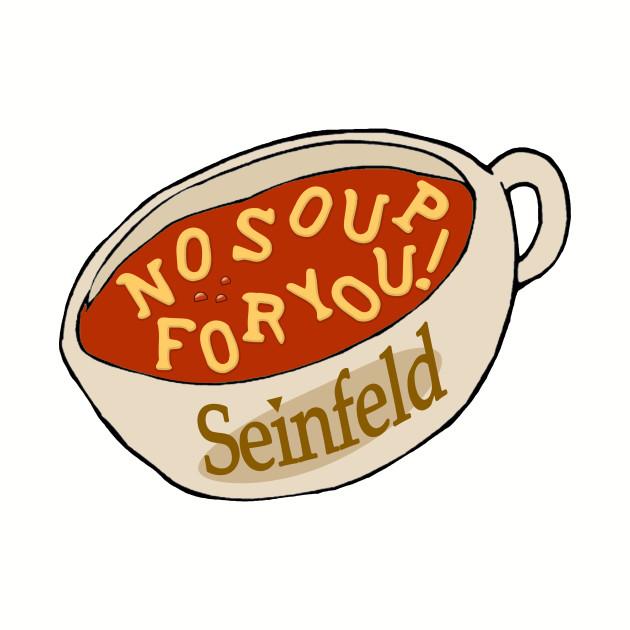 No Alphabet Soup For You!