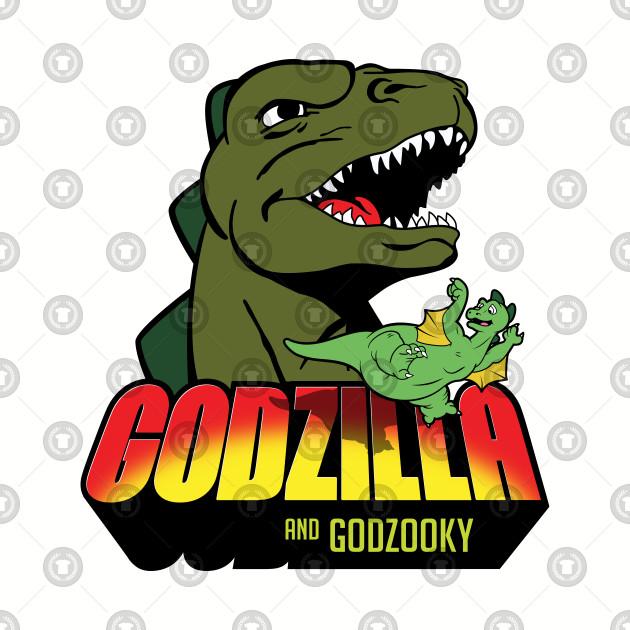 Godzilla Godzooky Cartoon