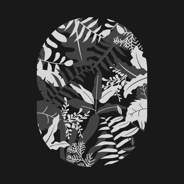 Botanical Greyscale