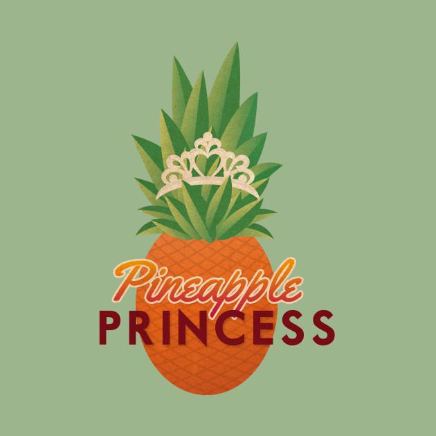 4acb3cc0e68 Pineapple Princess by woah_jonny