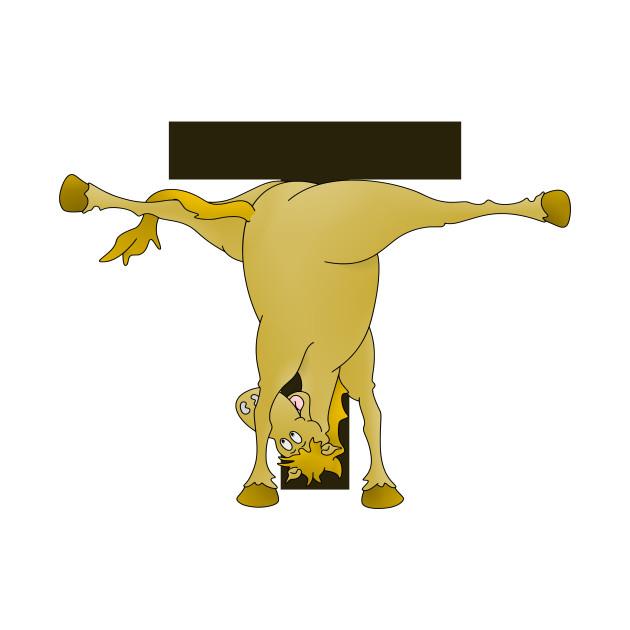 Monogram T Pony