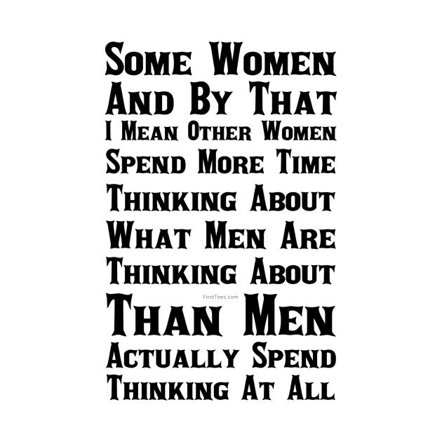 Do Men Actually Think