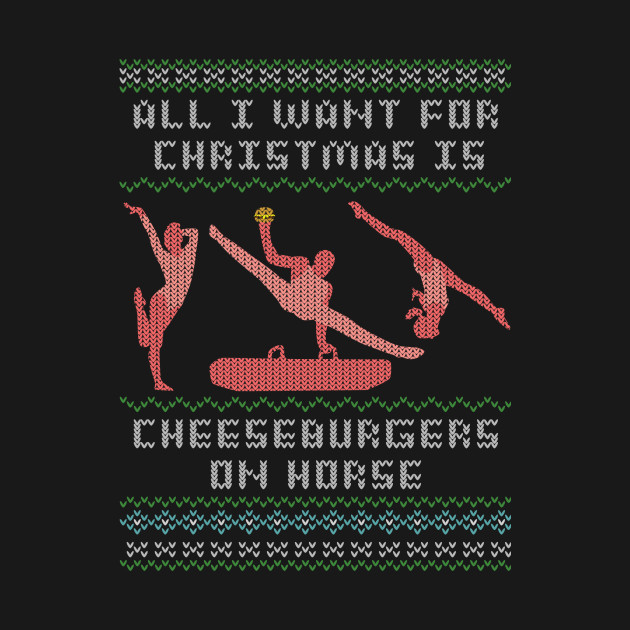 Cheeseburgers On Horse