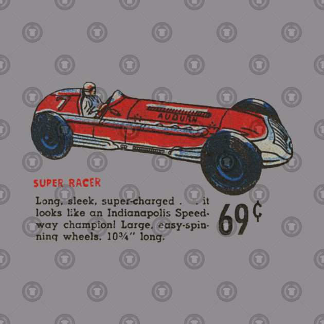 Vintage Auburn Super Racer