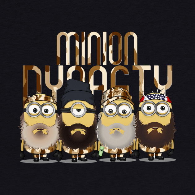 Minions mashup Duck Dinasty