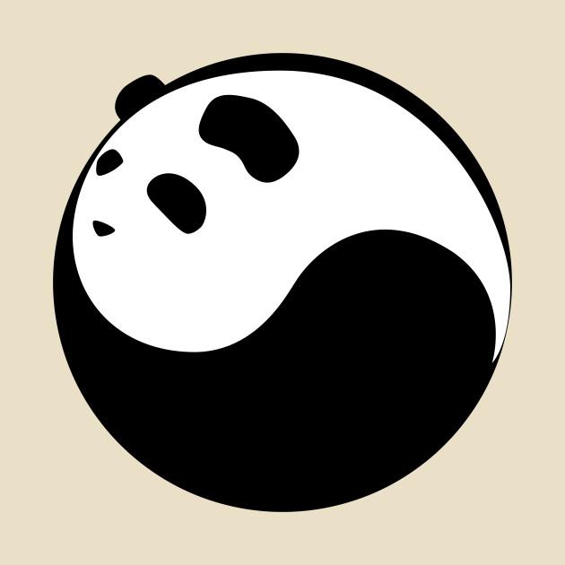 Panda Yin Yang Panda Yin Yang T Shirt Teepublic