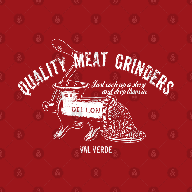 Dillon Meat Grinders