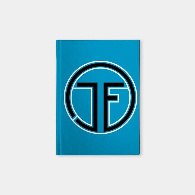 just fly sniping logo just fly notebook teepublic