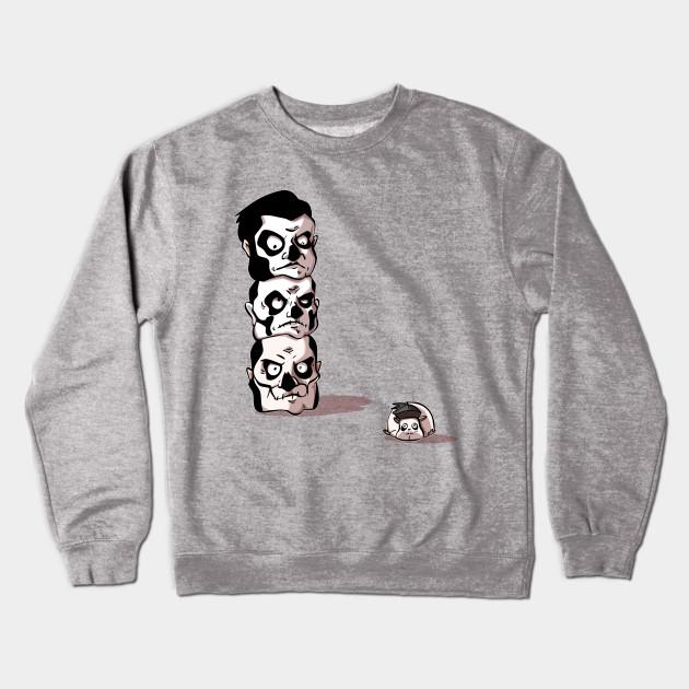 Spirited Papas - Ghost Bc - Crewneck Sweatshirt  c7100fc42b