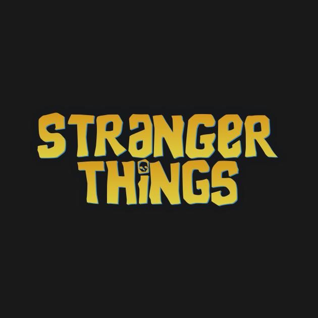 Stranger Goonies