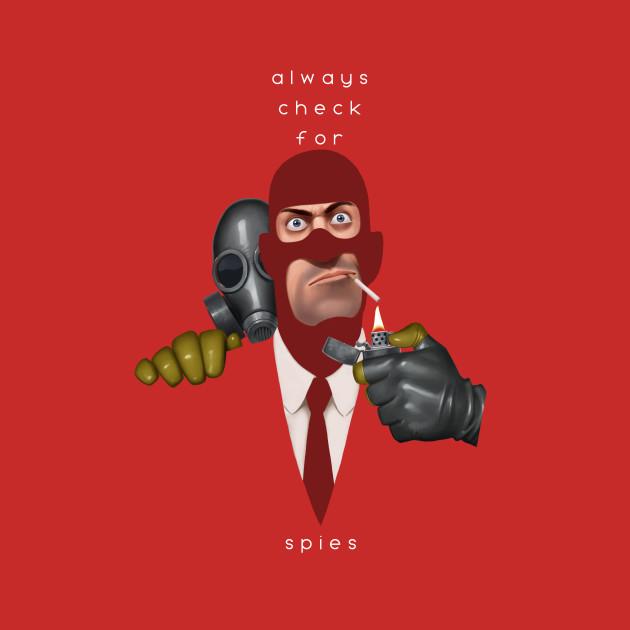 Spy Checker