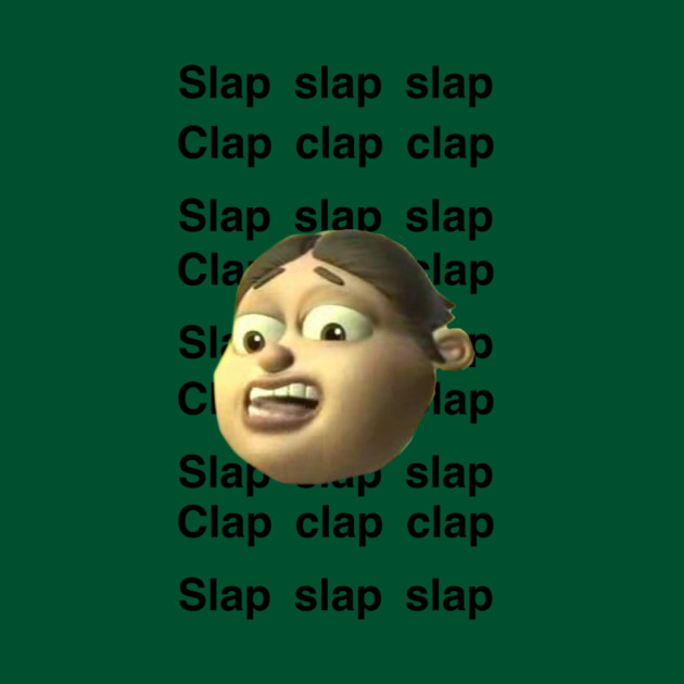 Bolbi Jimmy Neutron Clap Clap Clap