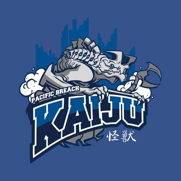 Pacific Breach Kaiju