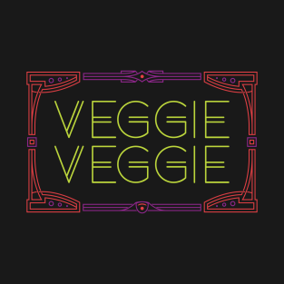 Veggie Veggie Couple's Shirt