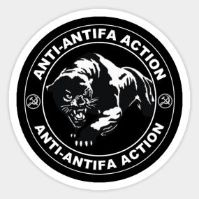 Anti Antifa Stickers | TeePublic