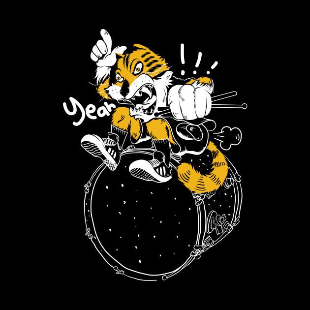 TigerDrum