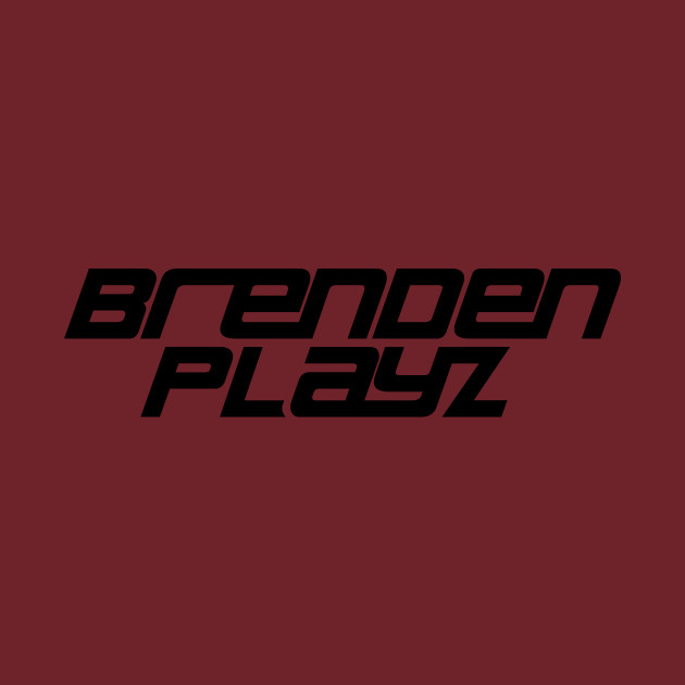 BrendenPlayz Rebrand (Black)