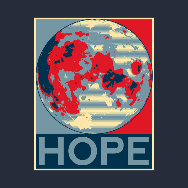 The Moon: HOPE