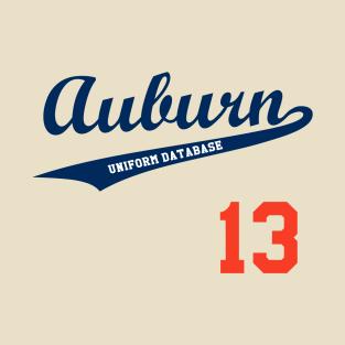 Auburn Uniform Database - Script shirt