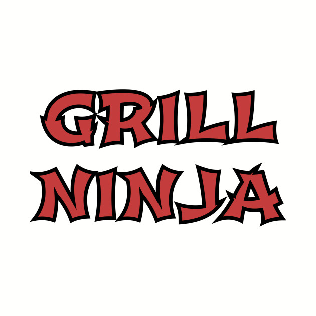 Master Griller BBQ Lover Grill Ninja Funny Grilling Gift